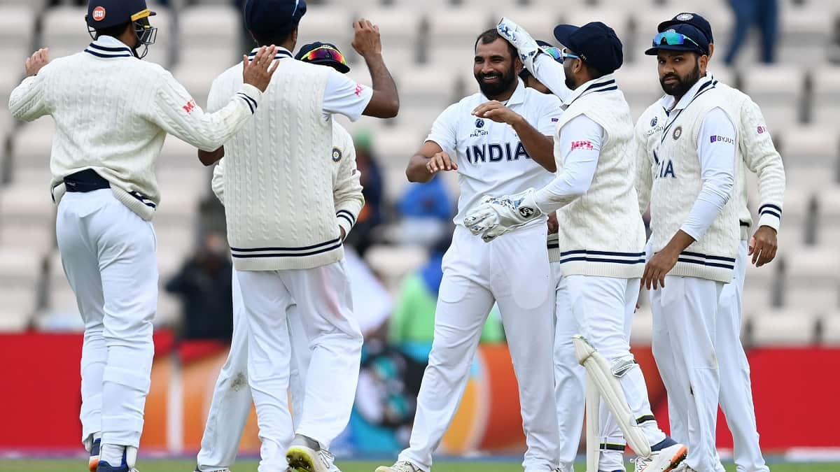 WTC Final - Mohammed Shami reveals India's plans for the WTC final Reserve Day