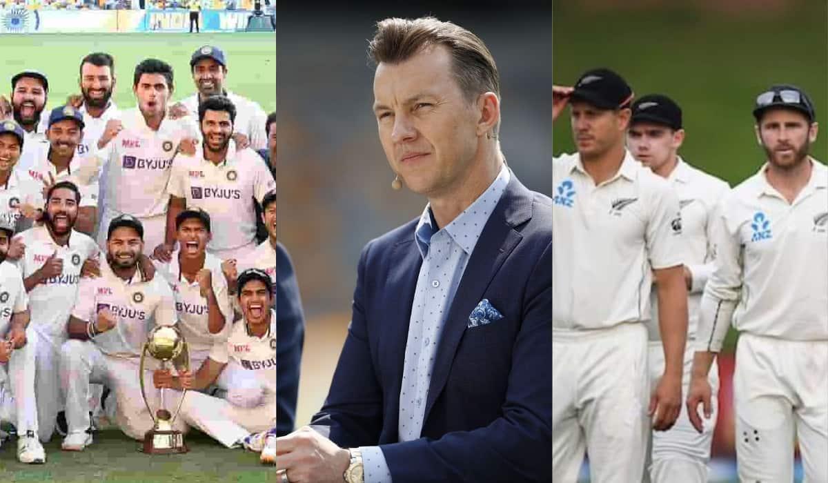 WTC Final- Brett Lee explains why New Zealand have a slight advantage over India