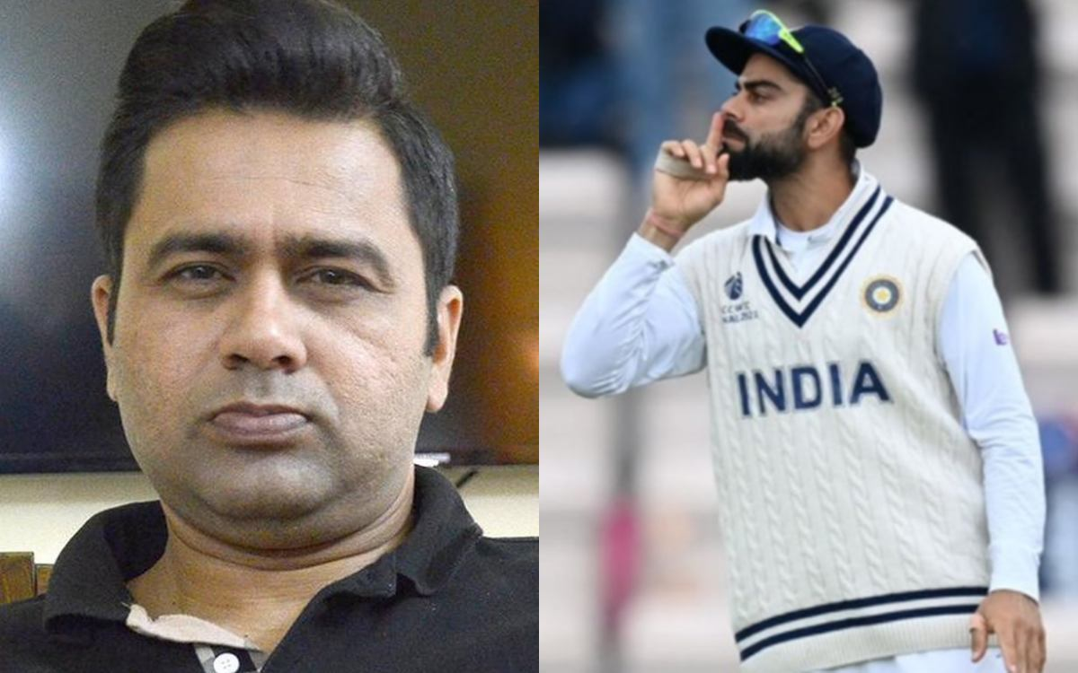 Cricket Image for Wtc Final Aakash Chopra Trolled After Virat Kohli Got Out