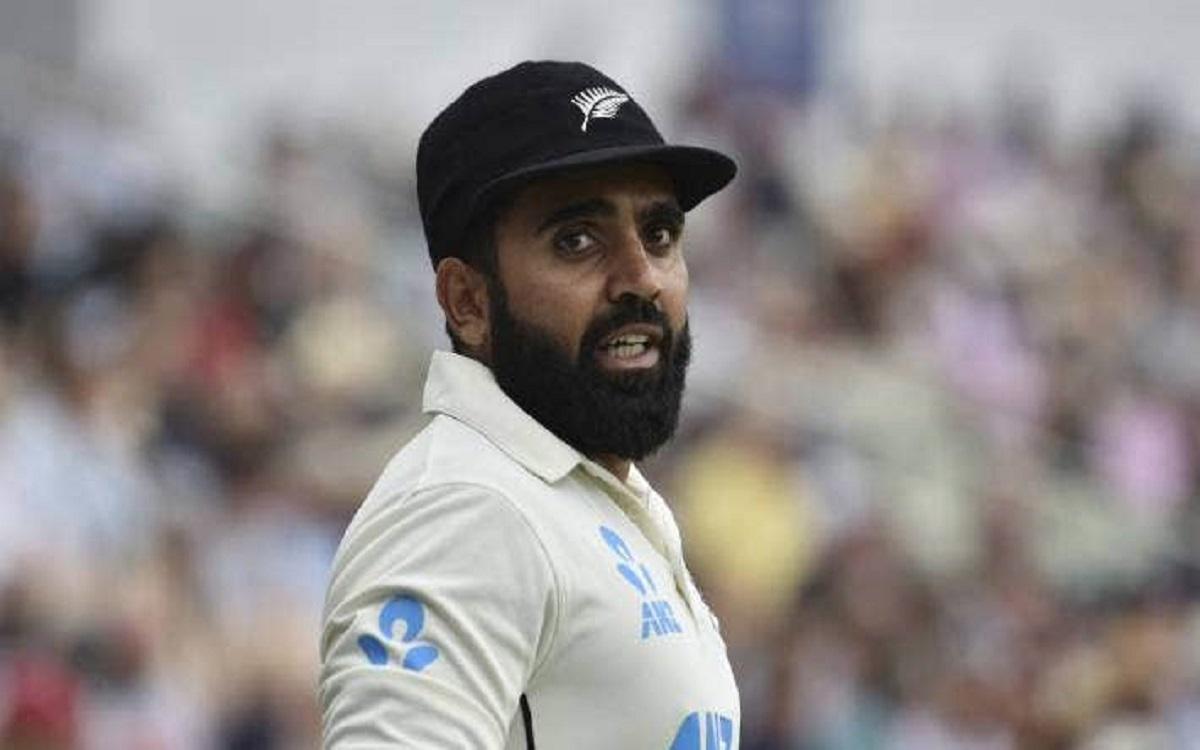 Cricket Image for WTC Final: मुंबईकर एजाज पटेल बन सकता है कोहली के लिए सिर दर्द