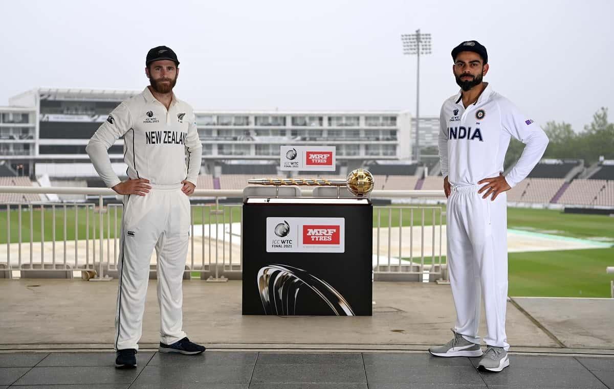 WTC Final India vs New Zealand