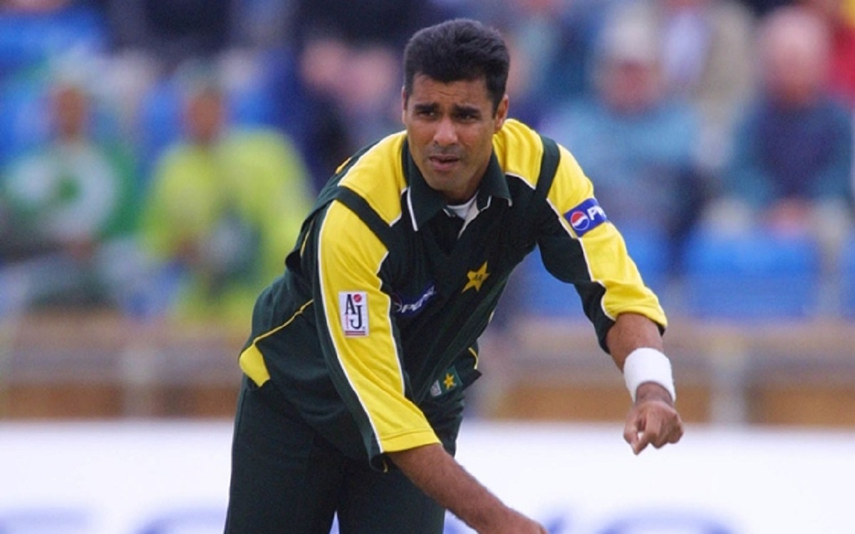 Cricket Image for Pakistan Cricketer Waqar Younis All Time Xi Only One Indian Player In His Team