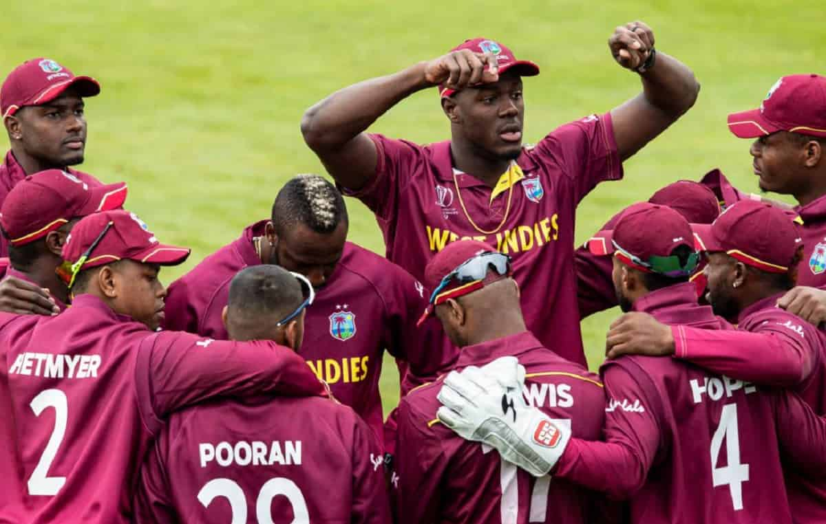 West indies announce 13 man squad for first two t20i against Sri Lanka