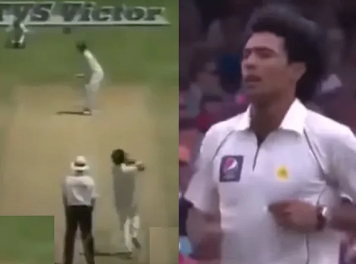 When Mohammad Sami got a fitting response after trying to sledge Virender Sehwag - Watch