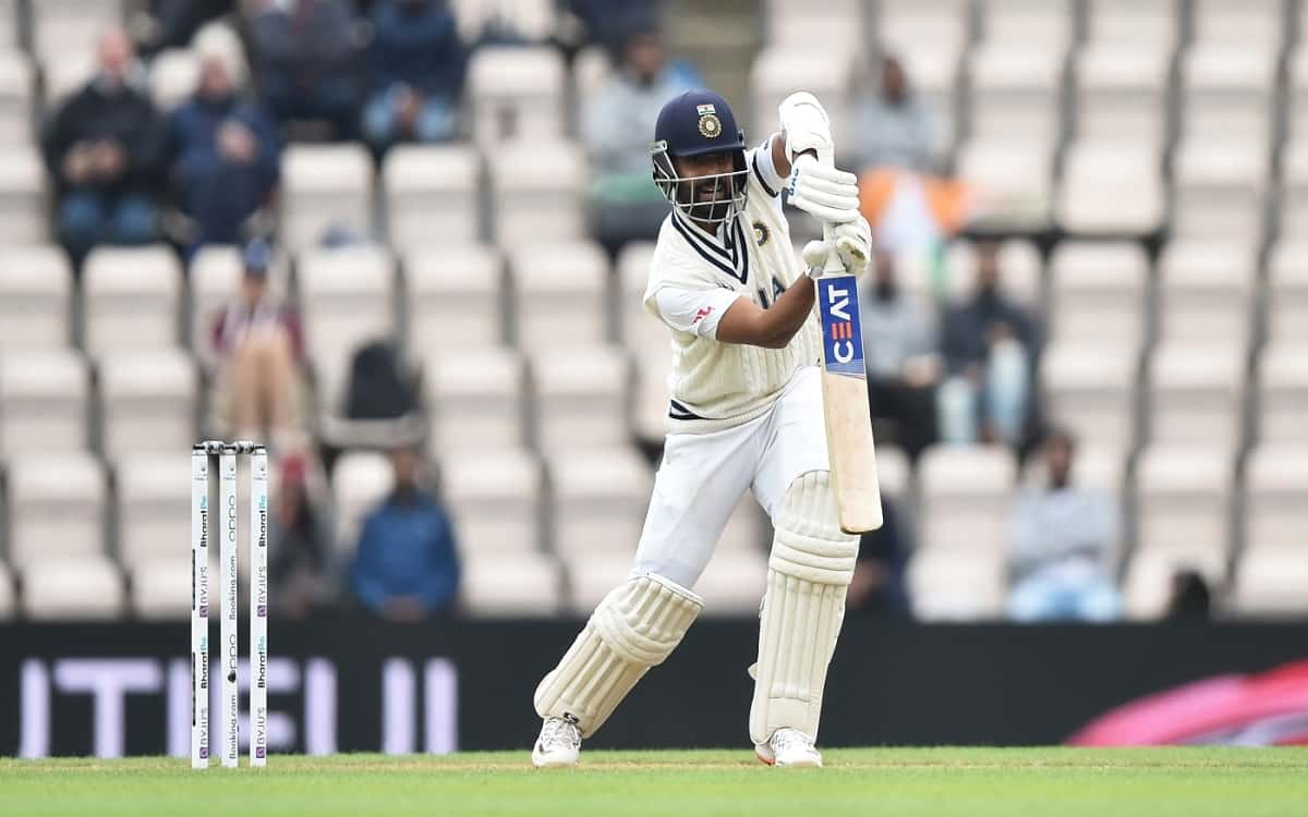 Cricket Image for Wtc Final Ajinkya Rahane Becomes Worlds 3rd Batsmen To Get Out On 49 In The Final