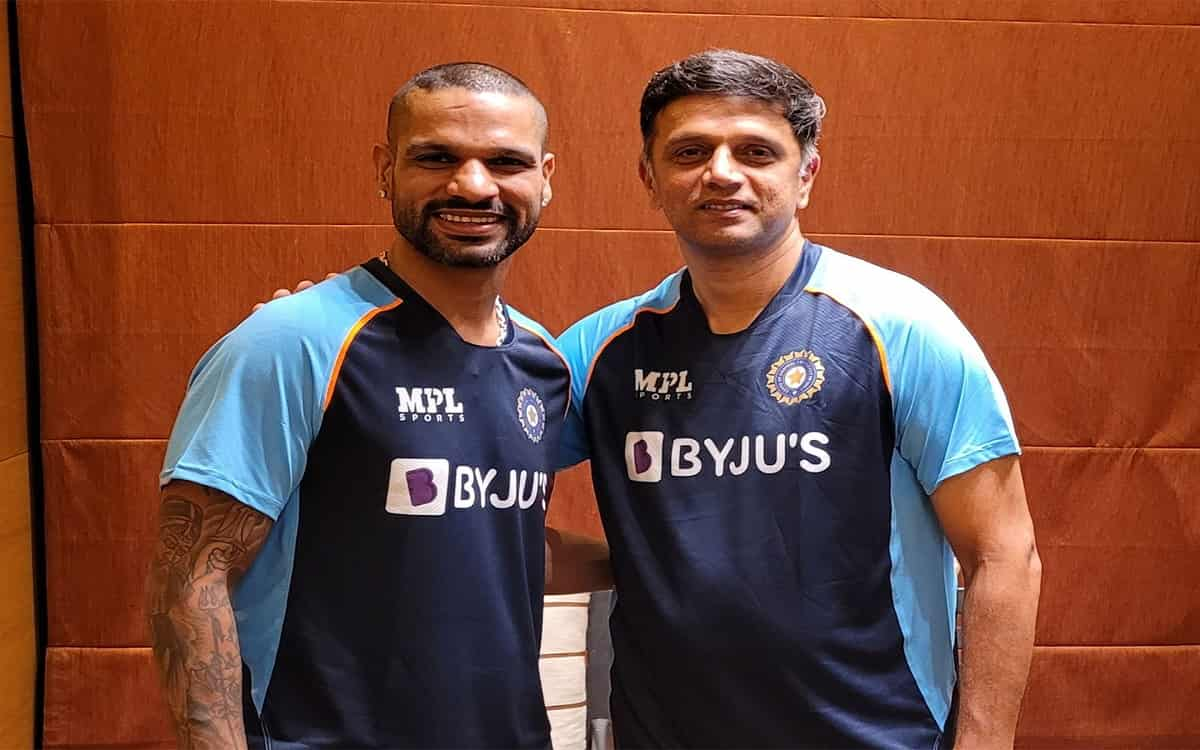 Cricket Image for Along With The Sri Lanka Tour Rahul Dravid Will Also Help The Indian Team In Engla