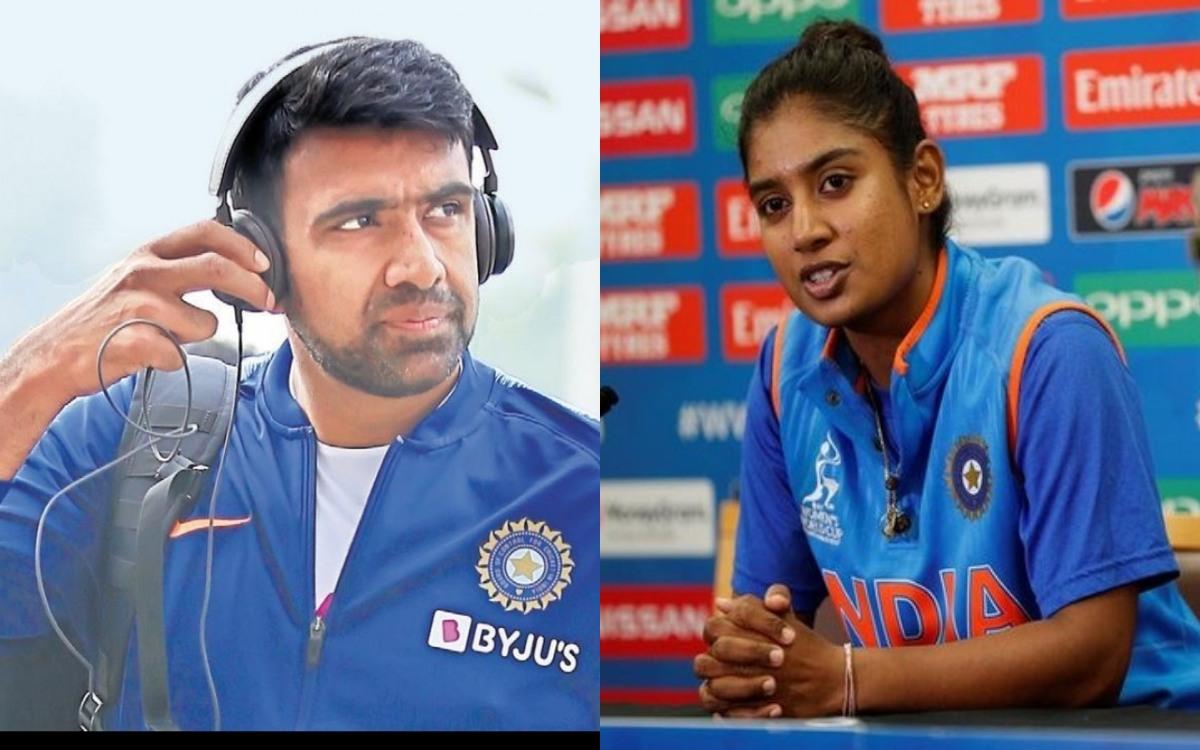 Cricket Image for मिताली और अश्विन को मिल सकता है खेल रत्न पुरस्कार, BCCI करेगा कई और नामों की सिफार