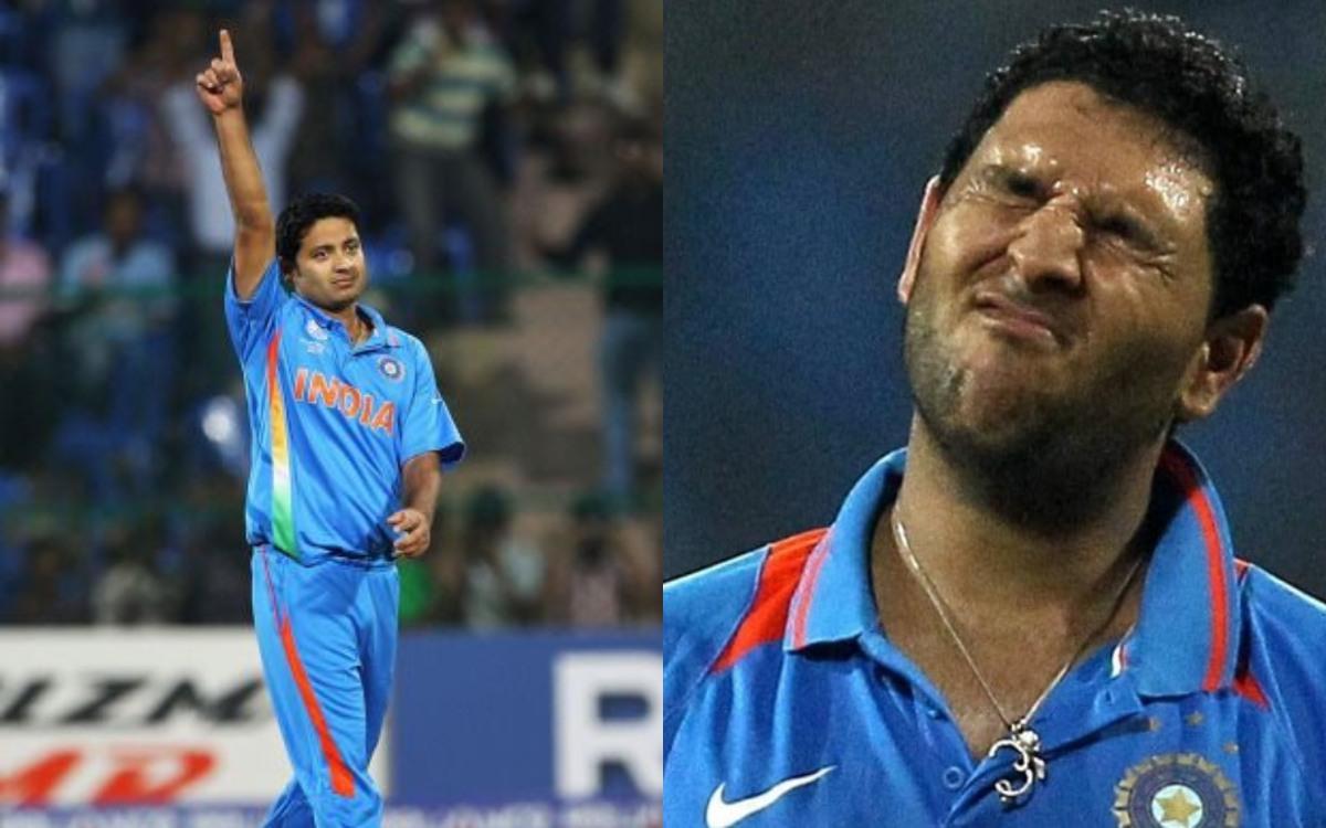 Cricket Image for VIDEO : पीयूष चावला की वजह से लगे थे युवी को एक ओवर में 5 छक्के, 50वें ओवर में मैस