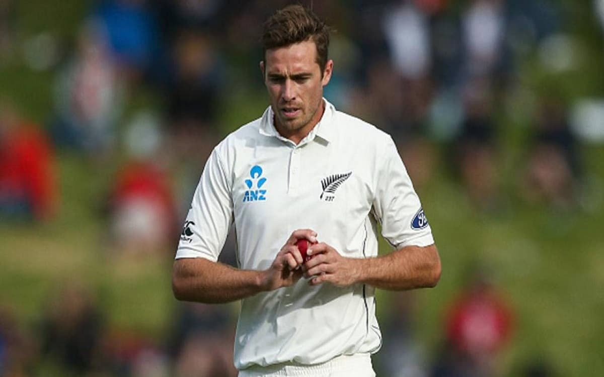 Cricket Image for Fast Bowler Tim Southee Came Forward For New Zealand Said The Team Deserves To Pla