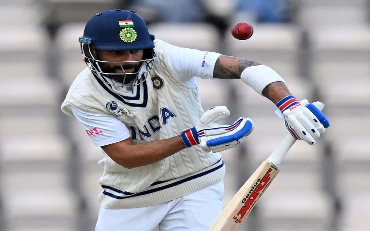 Cricket Image for नहीं छूट रहा है विराट कोहली से खराब फॉर्म का साथ, टेस्ट क्रिकेट में शतक को तरसे कप