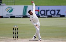 Cricket Image for Consistent & Simple - Exploring Keshav Maharaj