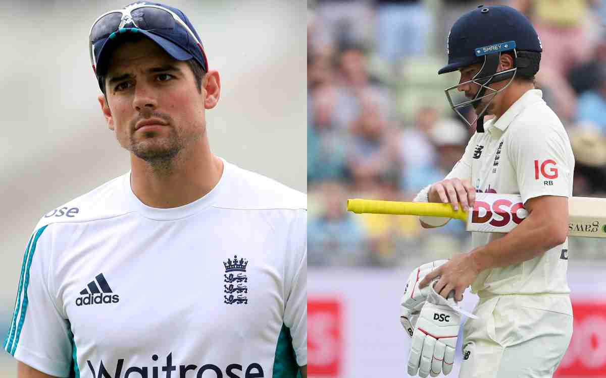 Cricket Image for Cook Fears England Batsmen 'Can't Handle Test Cricket' After New Zealand Loss