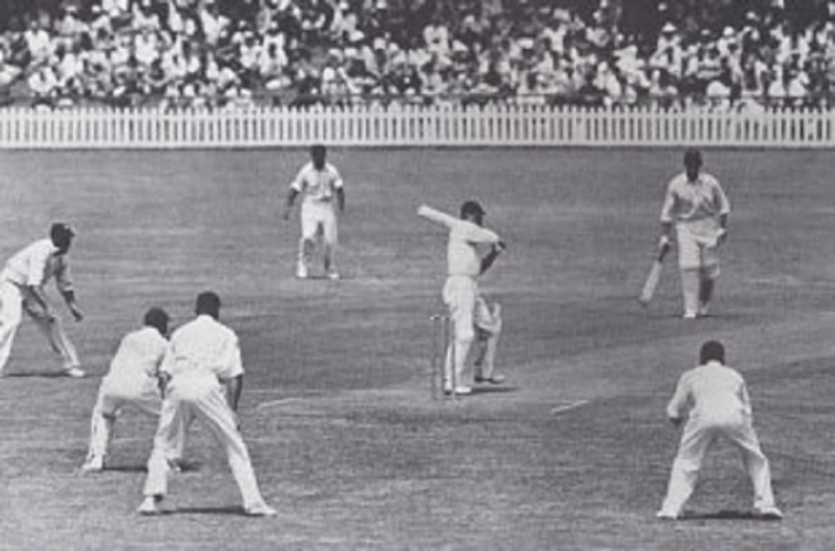 Cricket Image for Cricket History: When A Test Match Finished After 12 Days