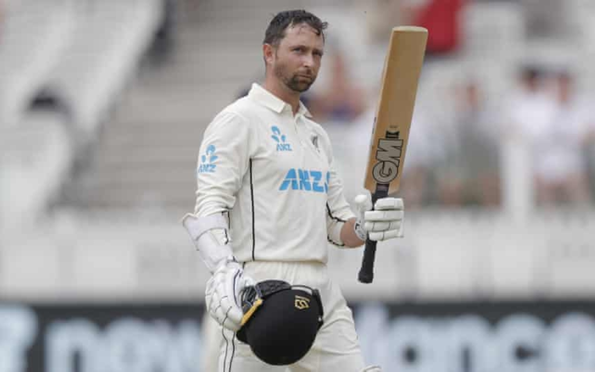 Cricket Image for 'अभी काम पूरा नहीं हुआ है लेकिन मैं खुश हूं', डेब्यू शतक जड़कर कॉनवे ने दिया पहला