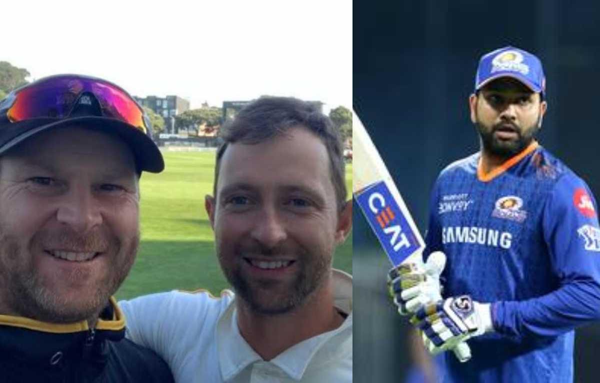 Cricket Image for क्या पूरा होगा डेवोन कॉनवे के कोच का सपना ? चाहते हैं IPL में रोहित शर्मा के साथ ओ