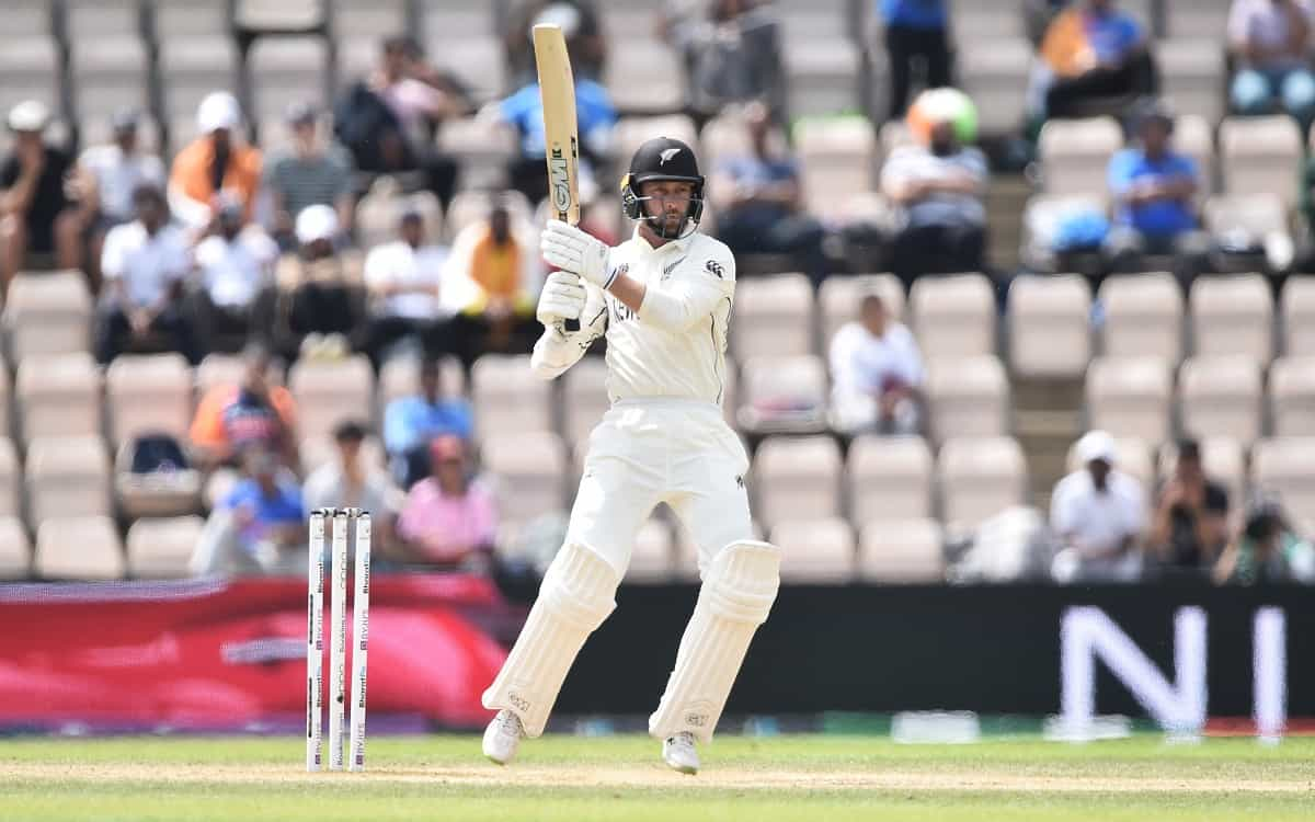 Cricket Image for New Zealand Just A Short Distance From Victory Against India Scored 19 Runs Withou