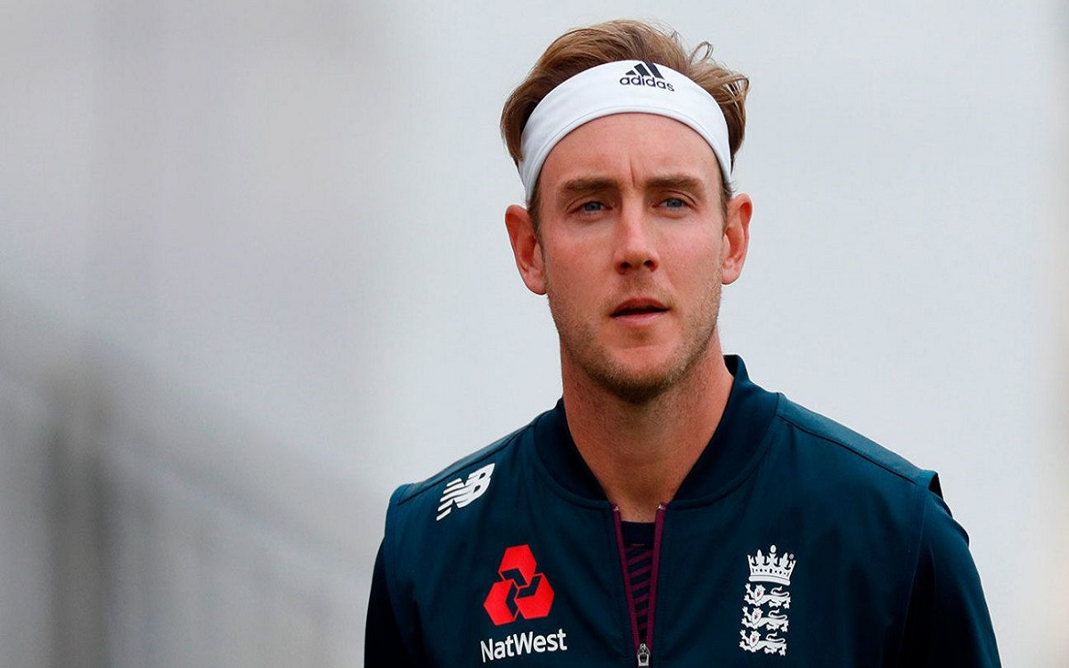 Cricket Image for England Cricketer Stuart Broad All Time Xi Watch Complete List