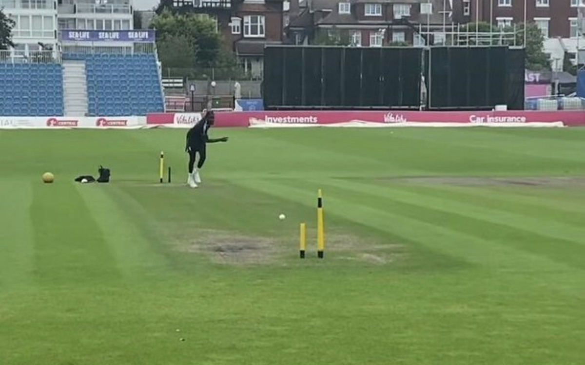 Cricket Image for टीम इंडिया के लिए बजी ख़तरे की घंटी, जोफ्रा आर्चर ने शुरू कर दी है टेस्ट सीरीज की