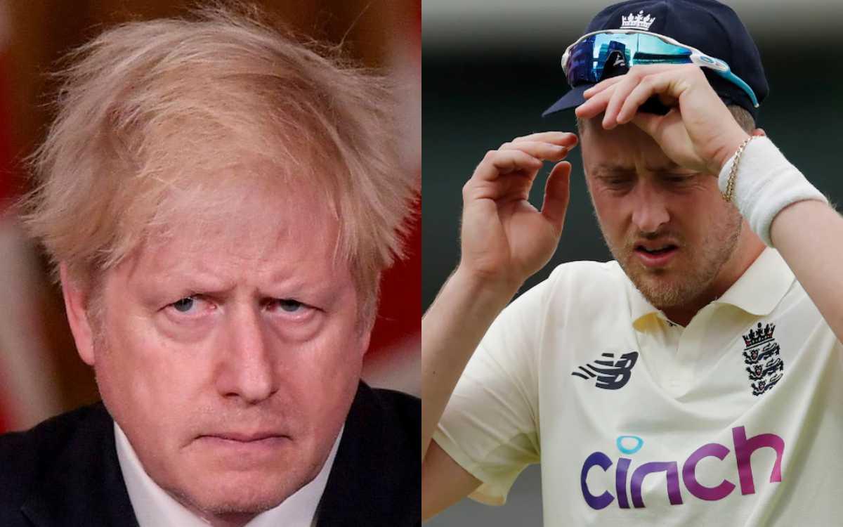 Cricket Image for प्रधानमंत्री तक पहुंची ओली रॉबिन्सन की बात, ECB के फैसले पर उठ रहे हैं सवाल