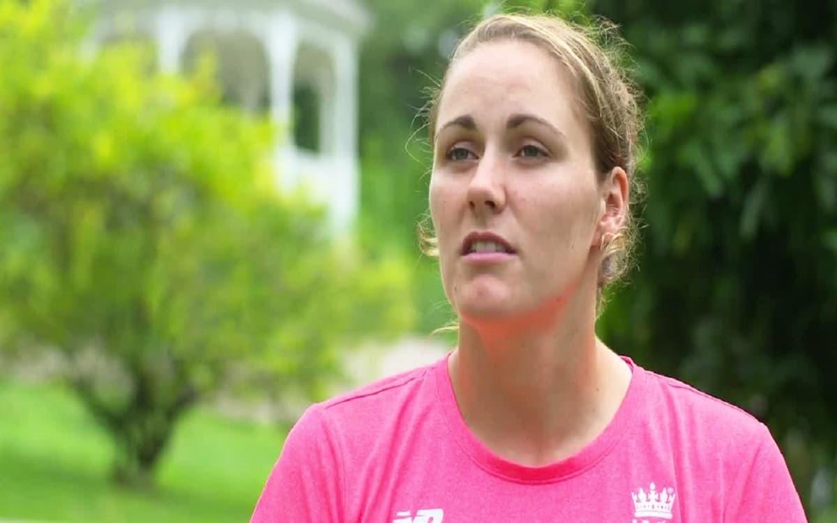 Cricket Image for 'टीम को हराना कठिन काम', भारतीय महिला खिलाड़ियों को लेकर इंग्लैंड की उपकप्तान नताल