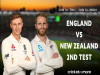 Cricket Image for England vs New Zealand, 2nd Test – Prediction, Fantasy XI Tips & Probable XI