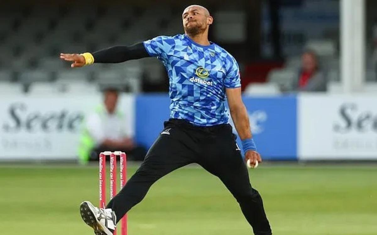 Cricket Image for 149 kmph की स्पीड से बॉलिंग करता है RCB का ये बॉलर, इंग्लैंड के लिए खेल सकता है टी