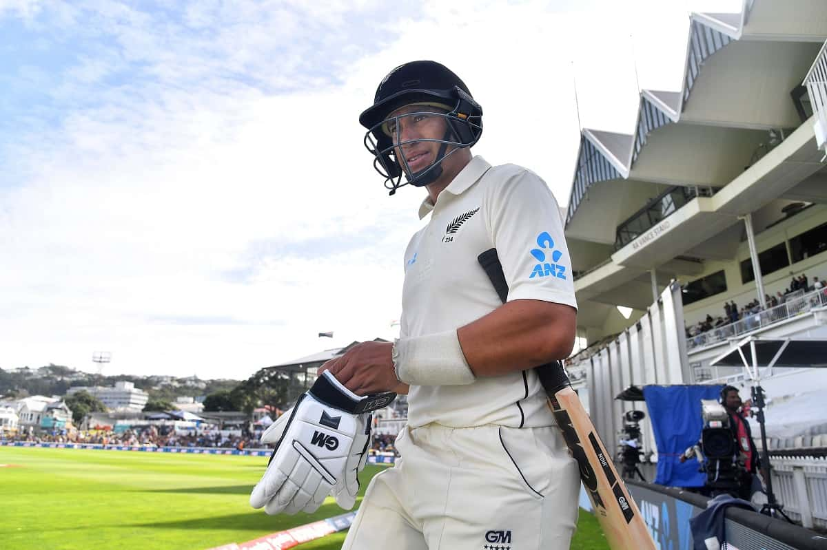 Cricket Image for Ross Taylor Still Wants 'Learn And Get Better' At Playing Cricket