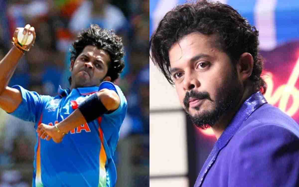 Cricket Image for अब बॉलीवुड में तहलका मचाएंगे 'शांताकुमारन श्रीसंत', मूवी में लीड रोल में आएंगे नजर