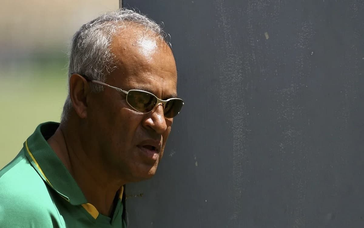 Former South Africa team manager Goolam Rajah demise played his job roll from 1992 to 2011