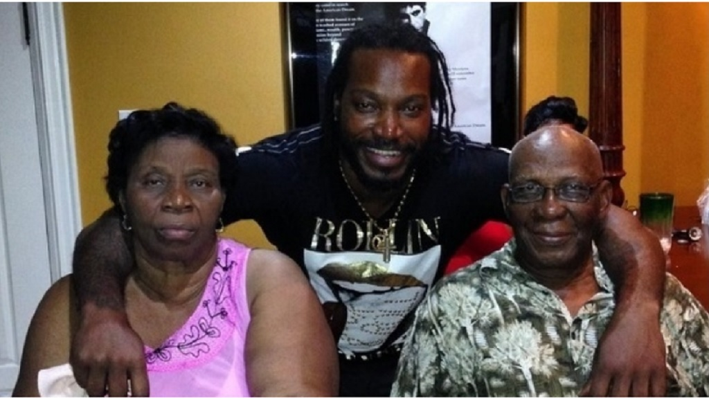 Cricket Image for Chris Gayle Mother Used To Sell Peanuts On The Streets