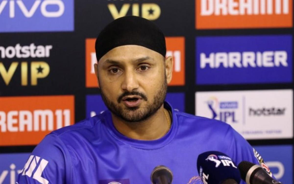 Cricket Image for Indian Cricketer Harbhajan Singh Select His All Time Xi