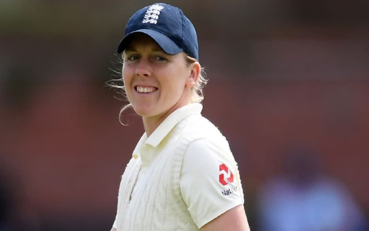 Cricket Image for Heather Knights Big Statement On The Exciting India Vs England Match Said Womens T