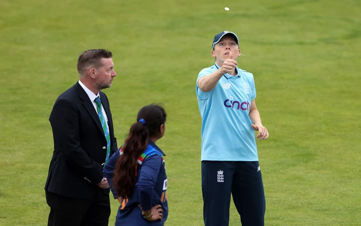 England women team won the toss and decided to bowl in the second ODI against India, see Playing XI