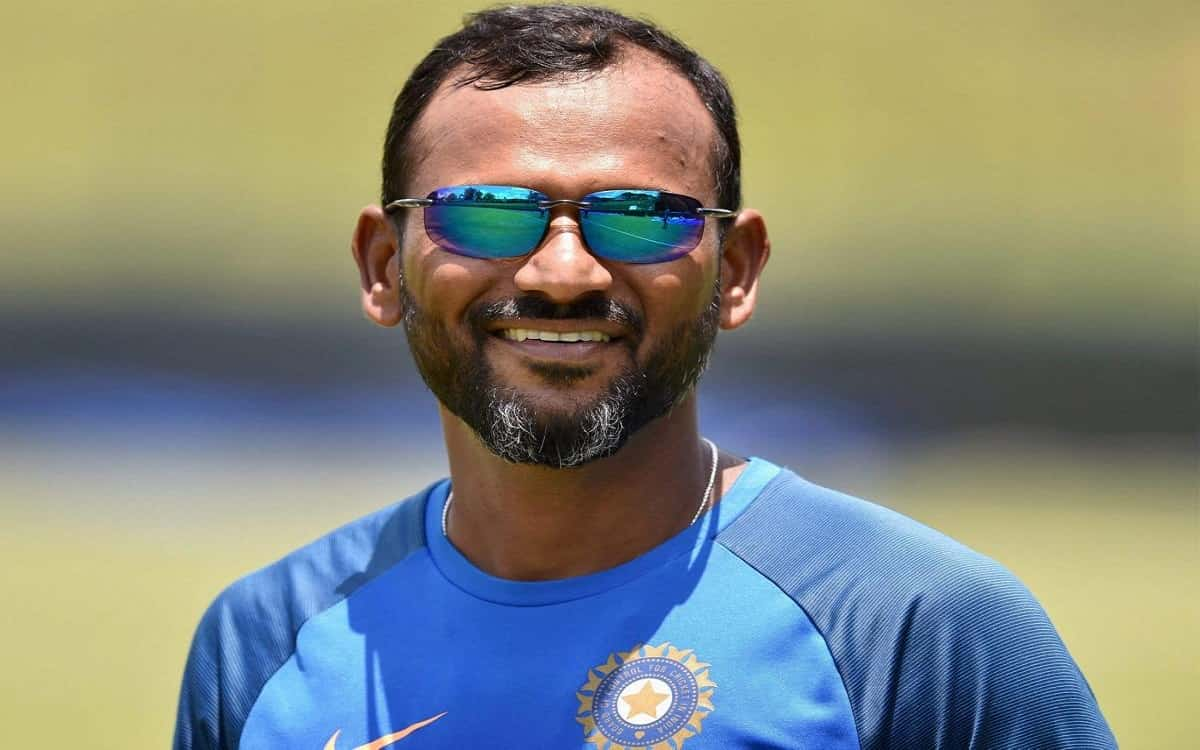 Cricket Image for India Likely To Stick To Xi Named Before Rain Says Fielding Coach R Sridhar