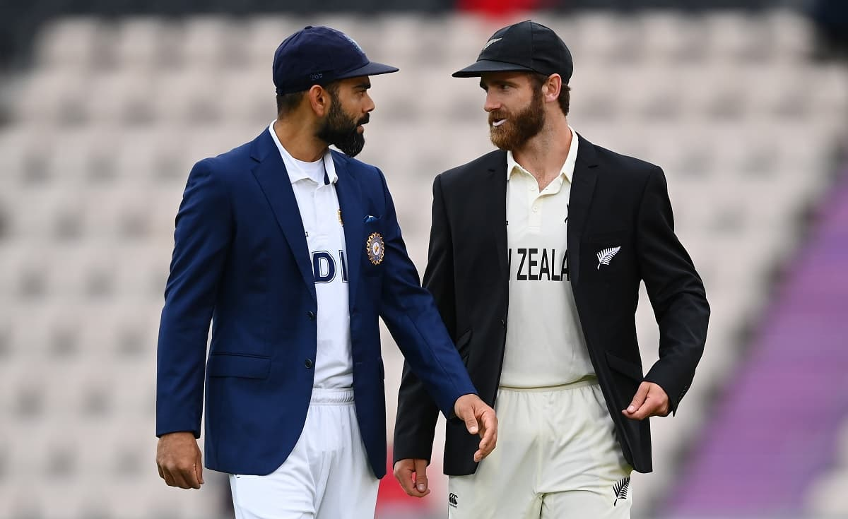 Cricket Image for Virat And I Share A Few Common Interests, Says New Zealand Williamson