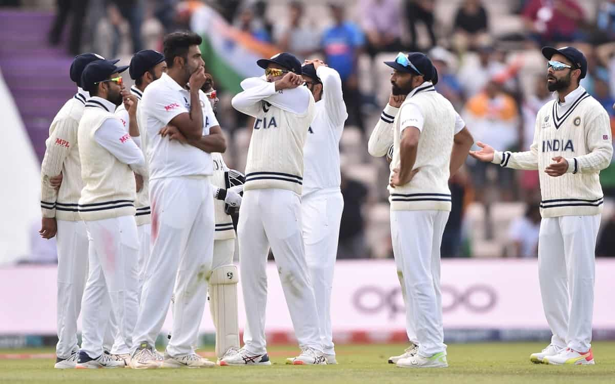 Cricket Image for India The New 'Chokers' Of International Cricket?