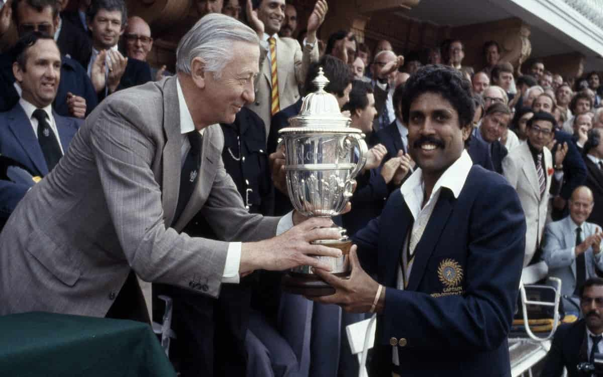 Cricket Image for India Won The World Cup By Defeating West Indies 38 Years Ago Today Veteran Madan