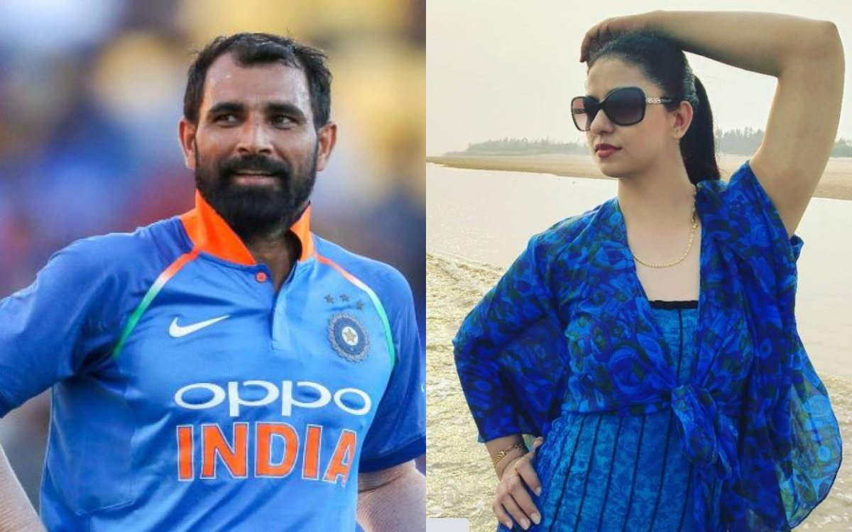 Cricket Image for Indian Cricketer Mohammed Shami Wife Hasin Jahan Troll After Her Recent Post