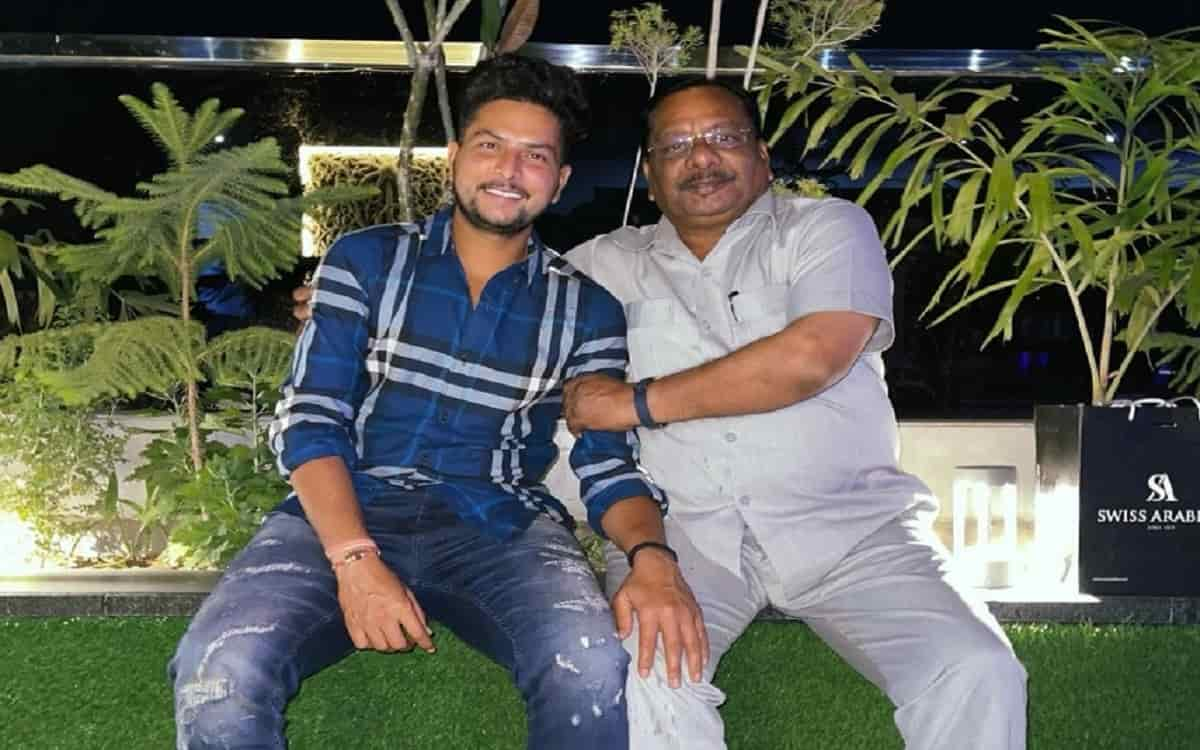 indian Cricketers celebrated Father's Day share best wishes in their own way
