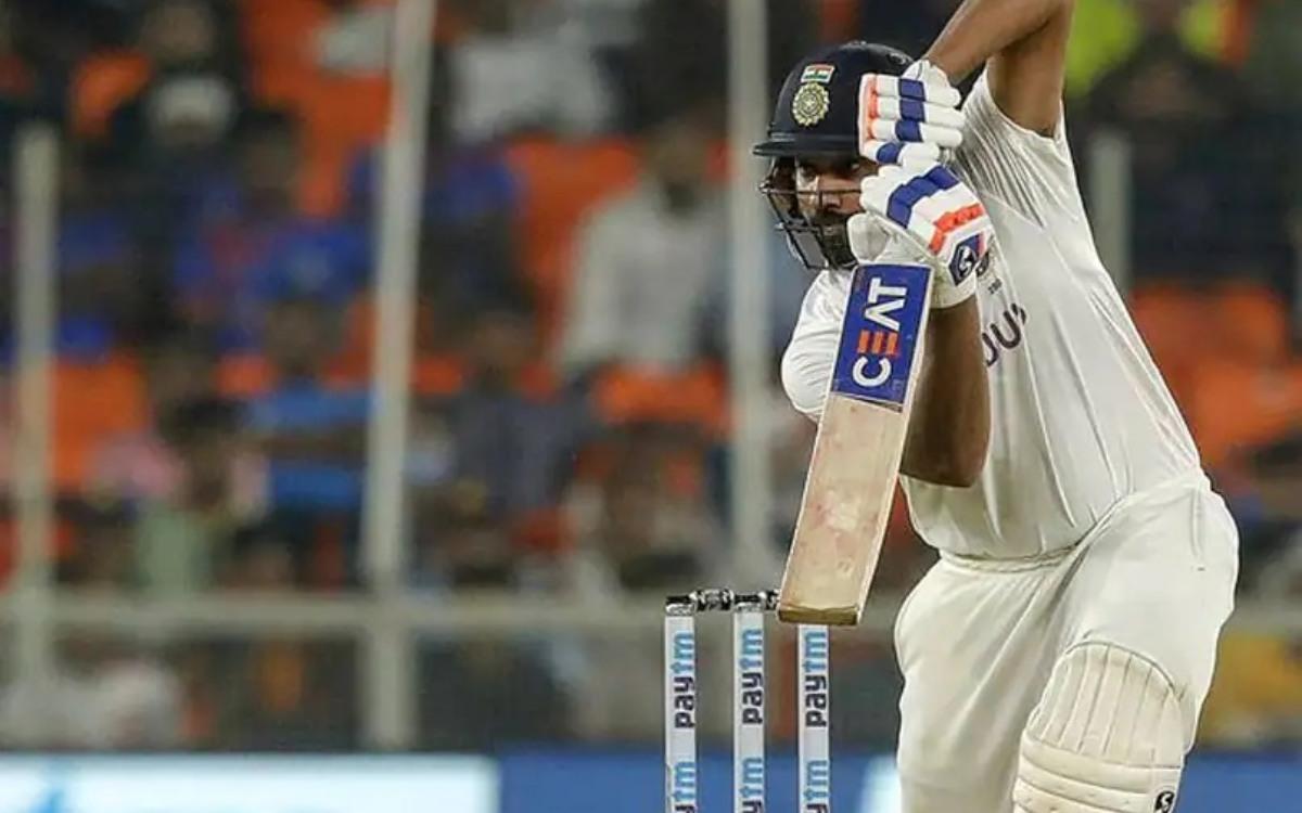 Cricket Image for कभी लोग कहते थे नहीं खेल पाएगा टेस्ट क्रिकेट, अब रैंकिंग्स में दिख रहा है रोहित शर