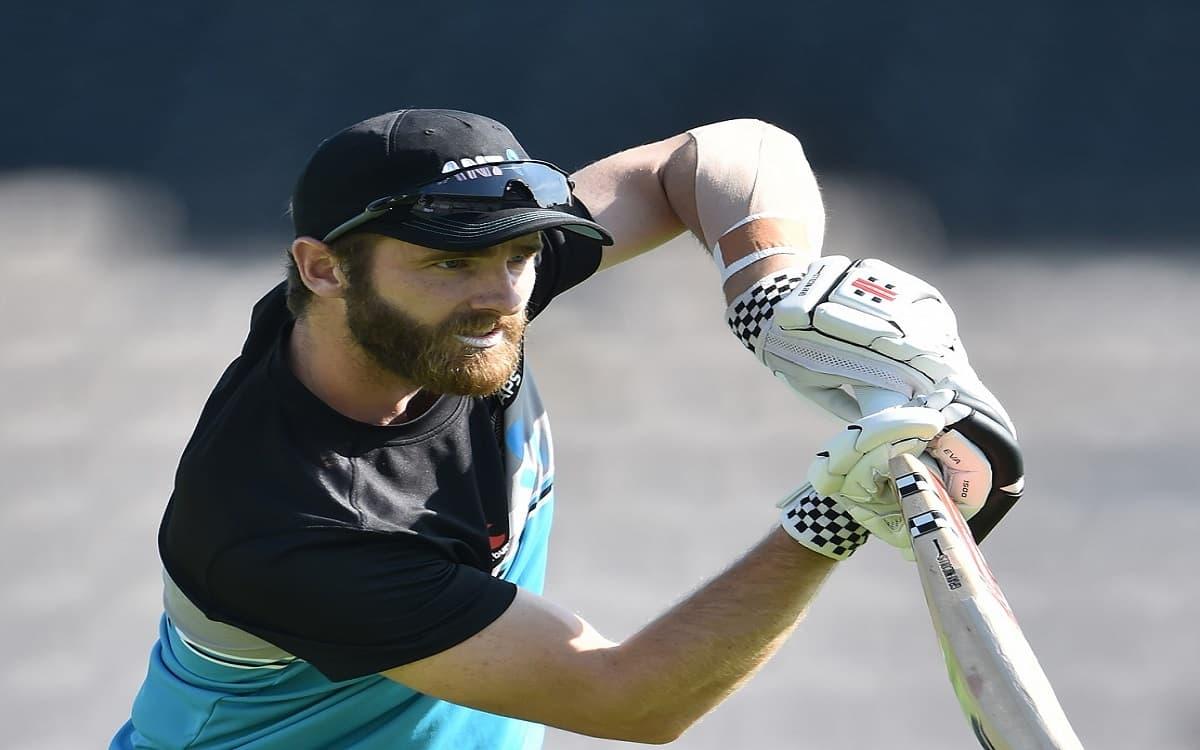 Cricket Image for Injured Kane Williamson Battles Bio-Bubble Life Without Complaints