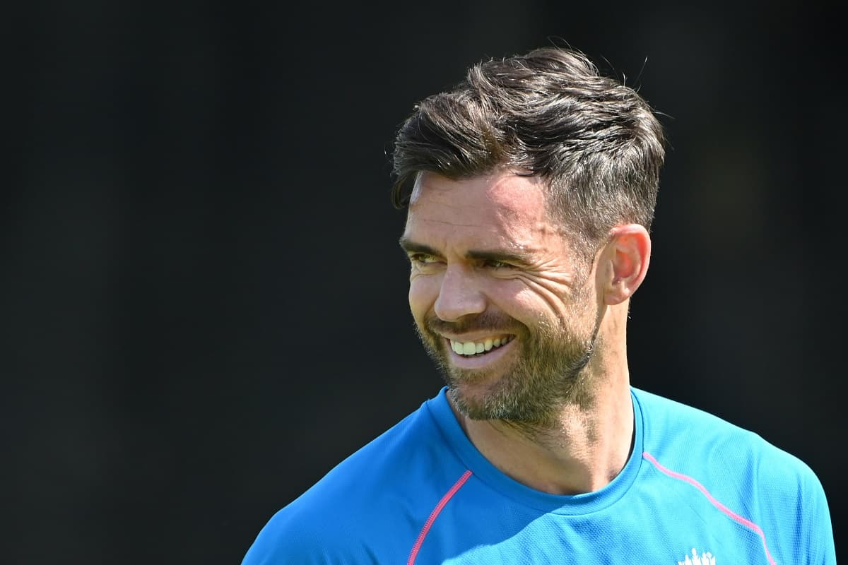 Cricket Image for When The Record Breaking James Anderson Thought 'He Wasn't Good Enough' For Test C