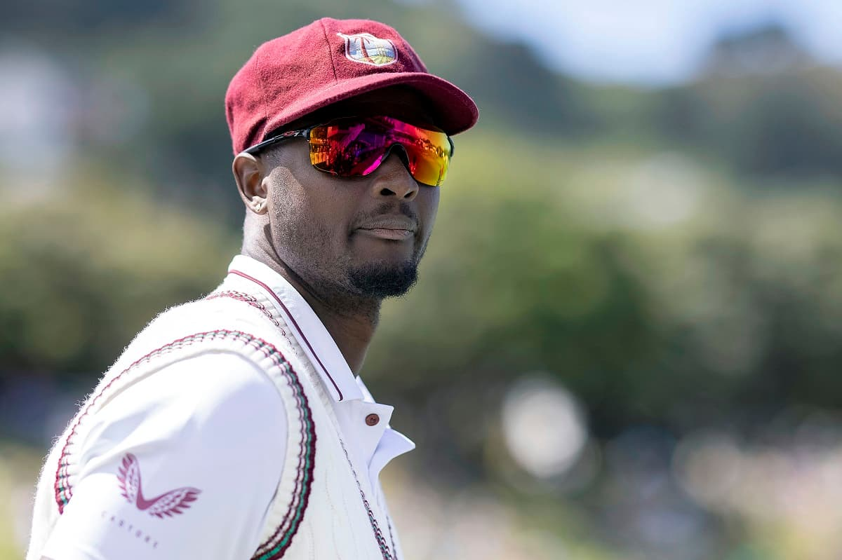 Cricket Image for Jason Holder Was 'Shocked' After Being Removed From West Indies Captaincy