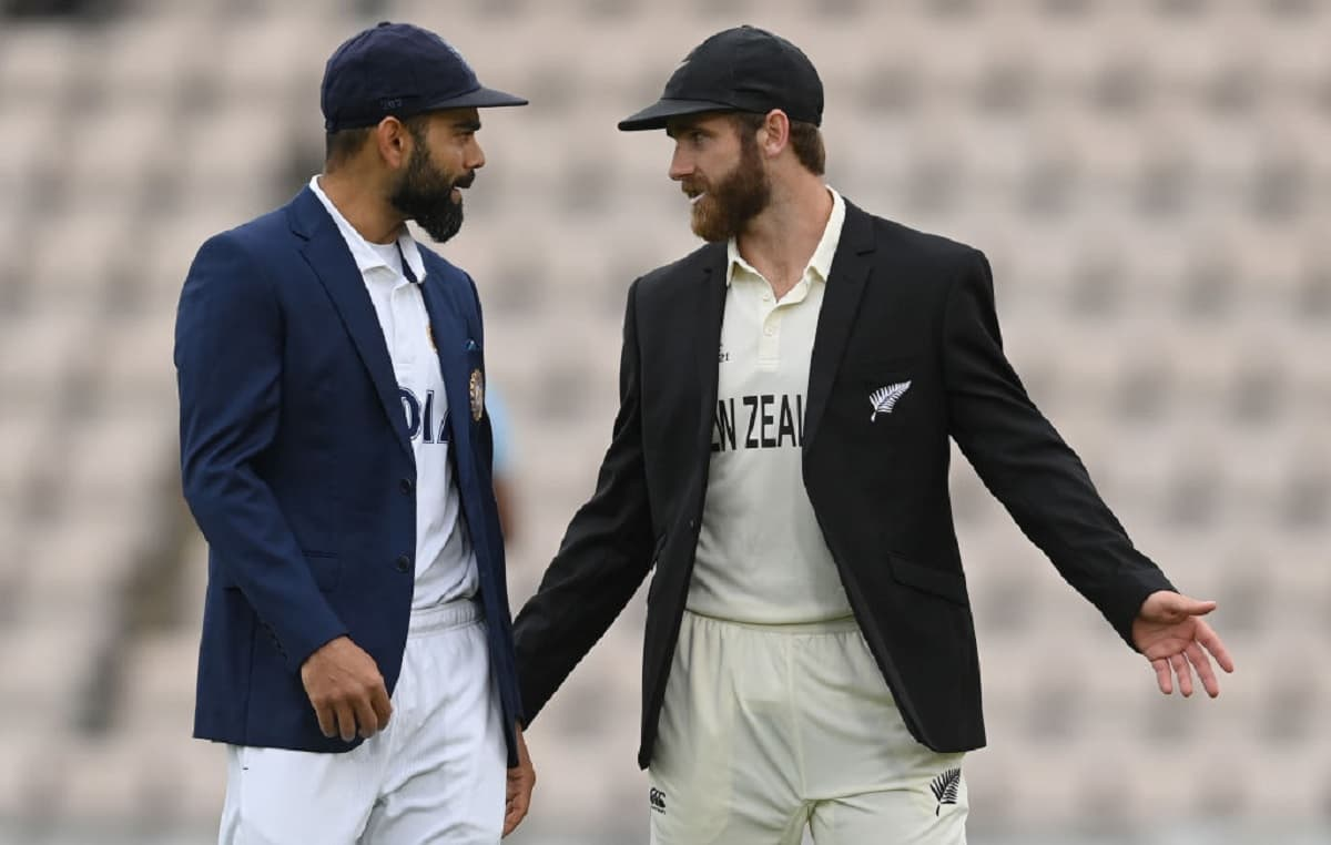 Cricket Image for Kohli Wants Best-Of-Three WTC Final, Williamson Backs One-Off Test