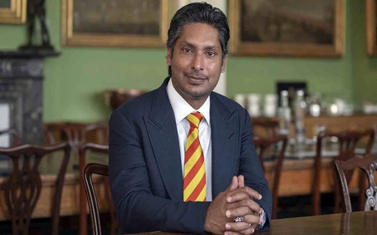 Cricket Image for Former Sri Lankan Cricketer Kumar Sangakkara All Time Xi Watch Complete List