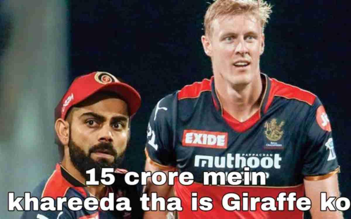 Cricket Image for '15 करोड़ में खरीदा था इस 'ज़िराफ' को', टीम इंडिया को हिलाने वाले जैमीसन पर बरसे फ