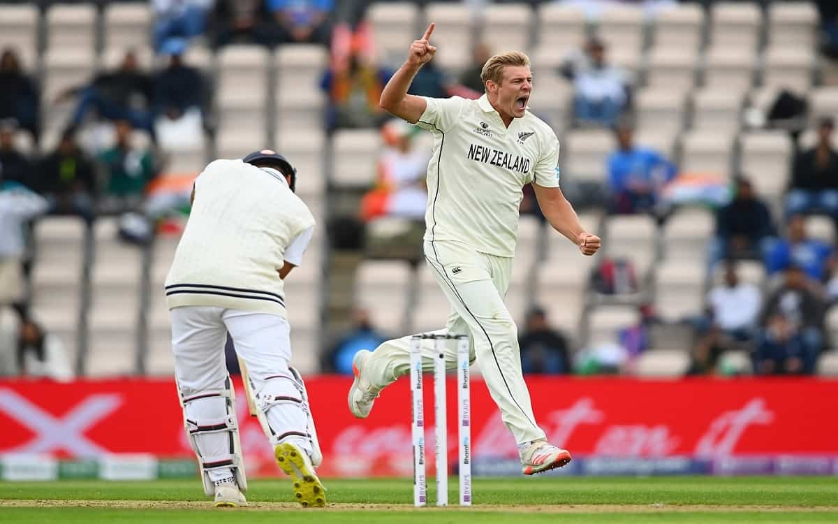 Cricket Image for Indias First Innings Was Reduced To 217 Runs In Front Of New Zealands Bowling In W