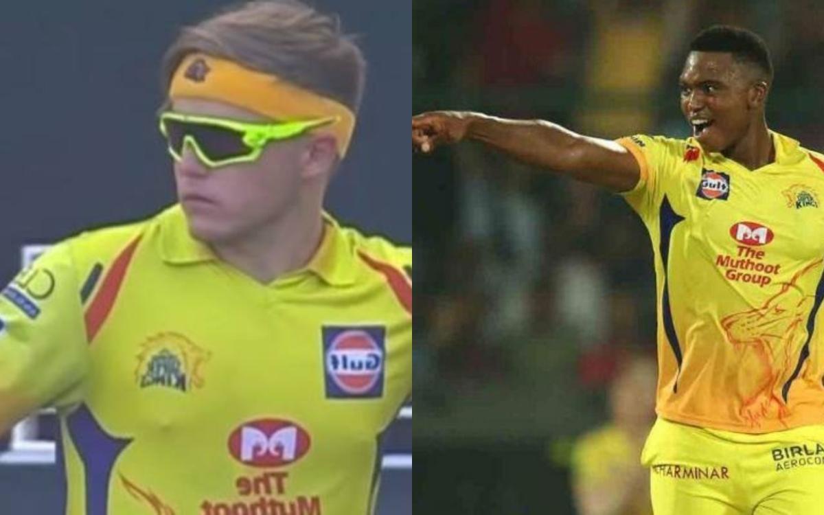 Cricket Image for VIDEO : CSK की टीम में किस पर बनते हैं सबसे ज्यादा मीम्स ? लुंगी नगिड़ी ने बताया ख