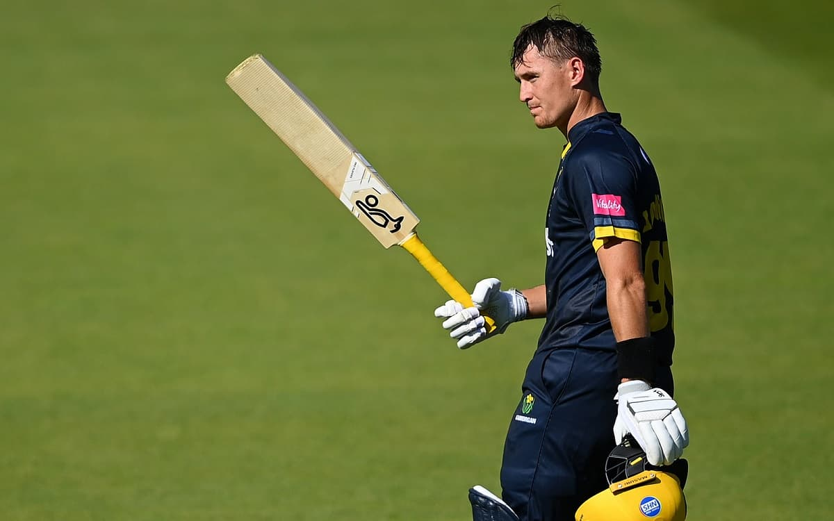 Cricket Image for Marnus Labuschagne Pulled Out Of T20 Blast Game Due To Covid-19 Scare