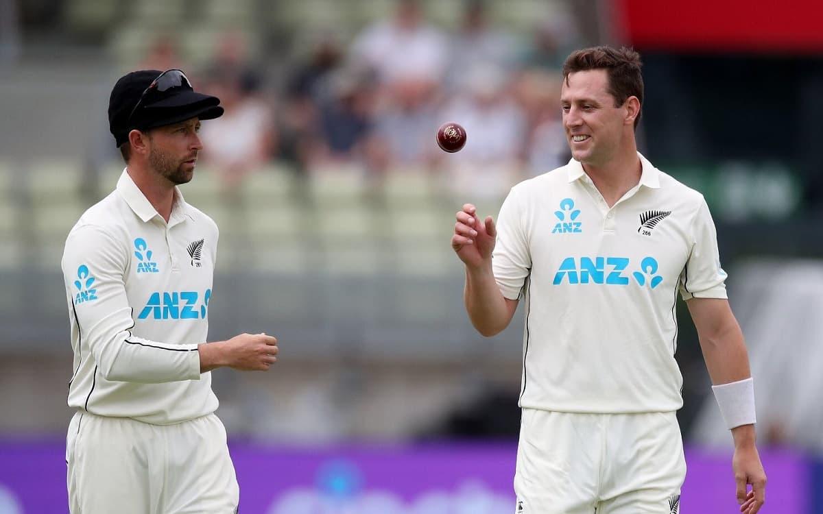 Cricket Image for ENG vs NZ: टी-ब्रेक तक इंग्लैंड पर हावी हुई न्यूजीलैंड की टीम, 152 के स्कोर पर गंव